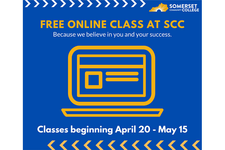 free online class at scc