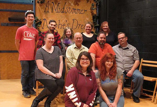 a midsummers night cast